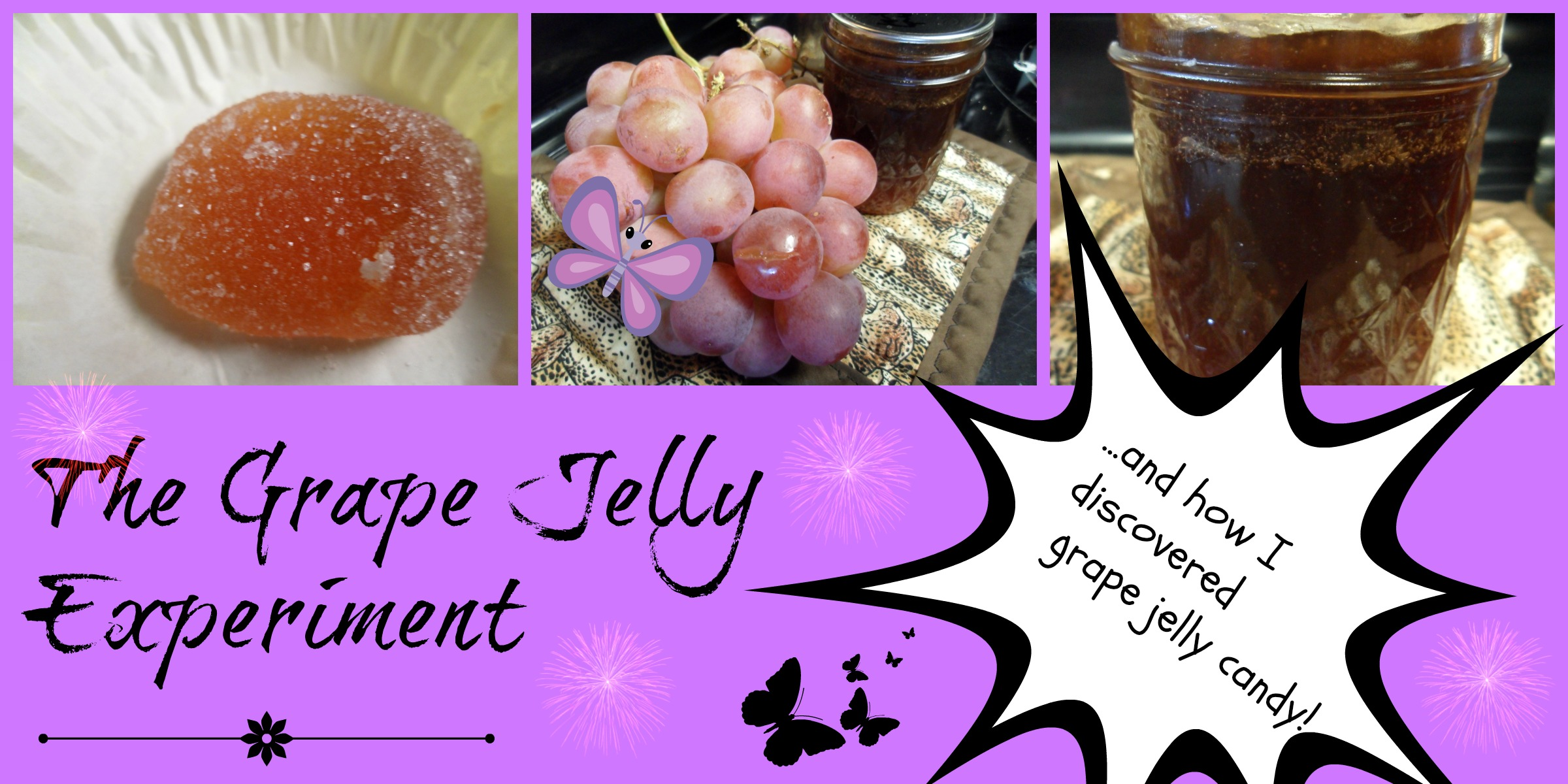 grape jelly candy