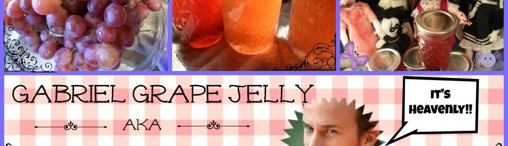 Gabriel Grape Jelly